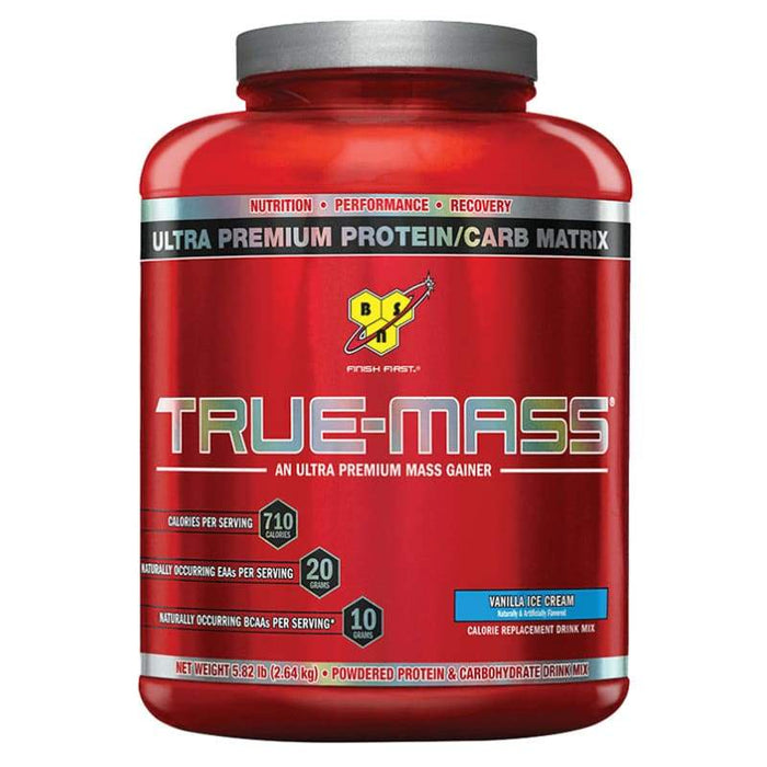 True Mass by BSN  - 700 Calorie Weight Gainer! BSN PROTEIN - WEIGHT GAIN