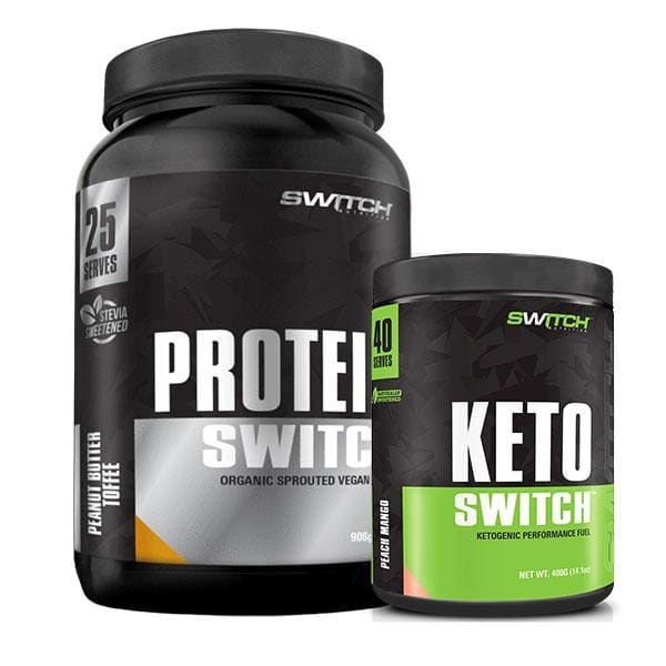 Vitality Switch + Keto Switch by Switch Nutrition