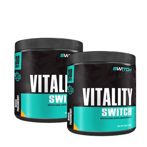 2 x Vitality Switch by Switch Nutrition