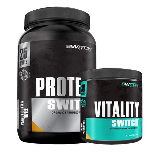 Vitality Switch + Protein Switch by Switch Nutrition -