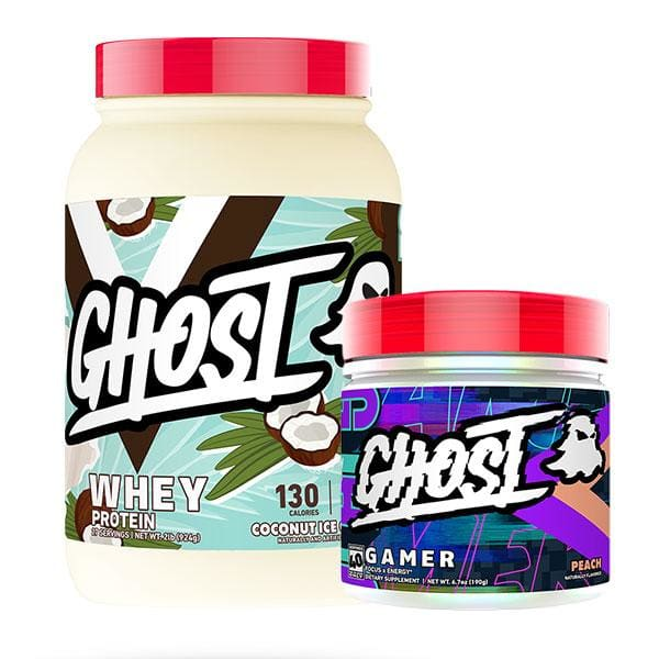 Whey + Gamer by Ghost Lifestyle
