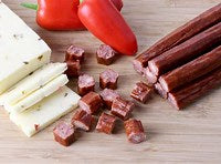 Beef snack sticks