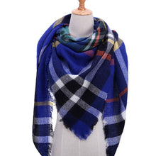 Load image into Gallery viewer, knitted spring and winter scarf cashmere