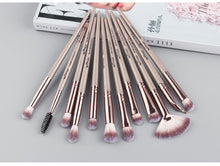 Load image into Gallery viewer, Anmor Makeup Brushes Set 3-12pcs/lot Eye Shadow