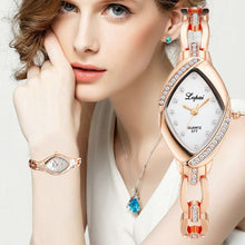 Load image into Gallery viewer, Lupai Woman Watches Luxury Quartz-Watch