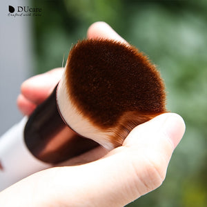 DUcare brush professional  liquid flat brushes for face makeup