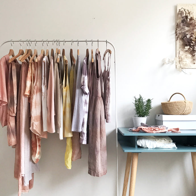 FAQs: Washing and caring for plant-dyed clothing