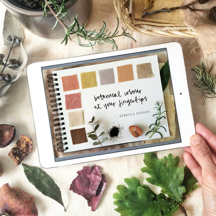 Botanical Colour at your Fingertips (digital)