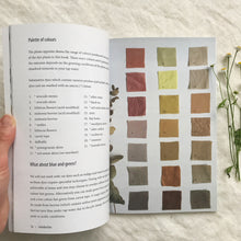 Load image into Gallery viewer, Botanical Colour at your Fingertips (paperback)