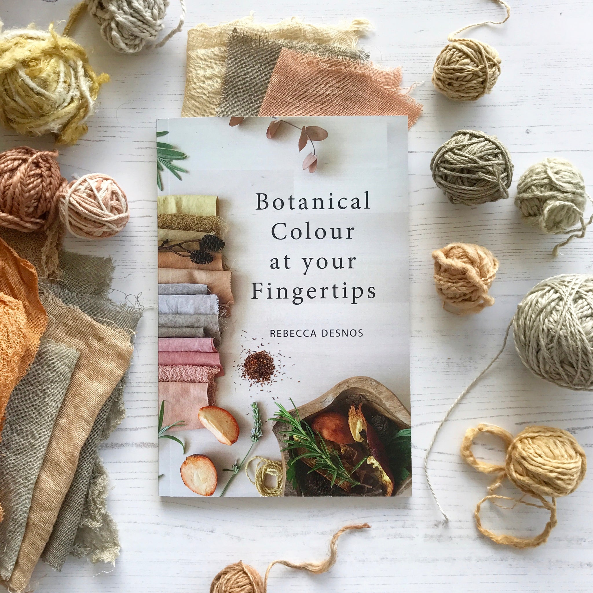 Botanical Colour at your Fingertips
