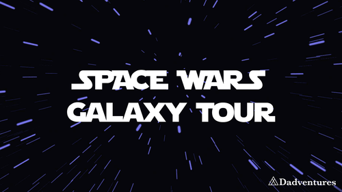 Star Wars Galaxy Tour (Get 25% Off with Special Offer)