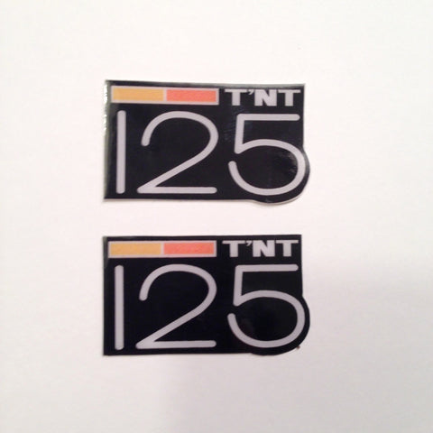 Can-Am, 1973-76, TNT, 125 Badges, Reproduction