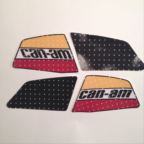 Can Am, 1977, TNT, Tank Decals, Reproduction
