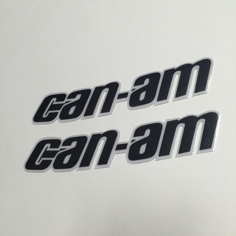 Can Am, 1978-79 Qualifier/MX4/MX5, Tank Decals, Reproduction