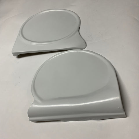 Can Am, Qualifier 1 Side Plate Set, Fiberglass