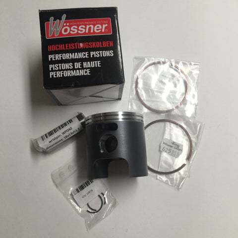 Can Am, 175 cc - 62.00 mm Bore Size, Wossner Piston for Vintage Rotax Engine Dirt Bikes - NEW!