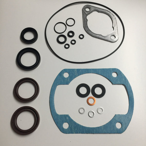 Can Am 250 Oil Injection MX1/TNT/QUAL Rotax Engine Seal, Gaskets and O'Ring Kit, Air Cooled Only, with VITON Seals