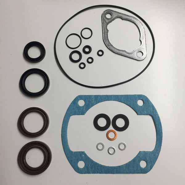 Can Am 250 Oil Injection MX2/3 Rotax Engine Seal, Gaskets and O'Ring Kit, Air Cooled Only, with VITON Seals