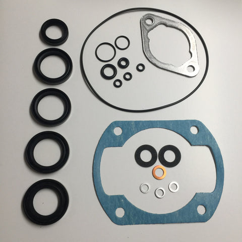 Can Am 250 Oil Injection MX/TNT/QUAL Rotax Engine Seal, Gaskets and O'Ring Kit, Air Cooled Only