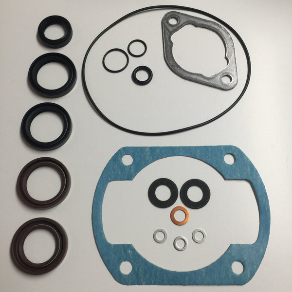 Can Am 250 Pre-Mix MX Rotax Engine Seal, Gasket and O'Ring Kit - Air Cooled Only, with VITON seals