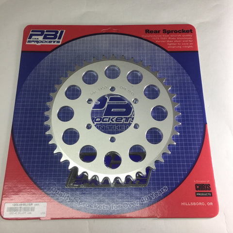 Can Am, Rear Sprocket, Pre 1980, 40 teeth