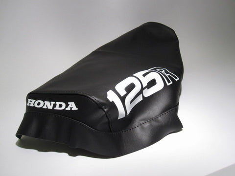 Honda, 1981, CR 125, Seat Cover, Reproduction