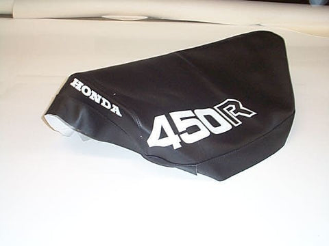 Honda, 1981, CR 450, Seat Cover