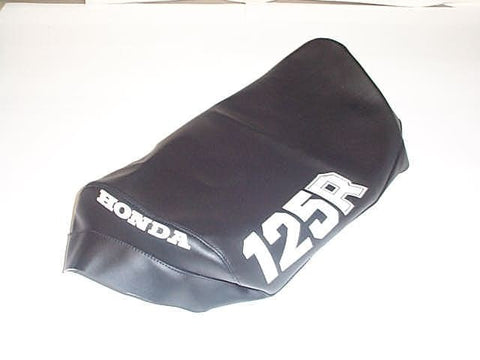 Honda, 1982, CR 125, Seat Cover, Reproduction