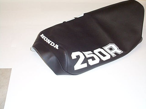 Honda, 1982, CR 250, Seat Cover, Reproduction