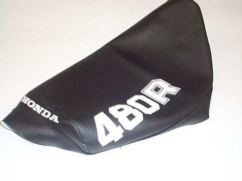 Honda, 1982, CR 480, Seat Cover, Reproduction