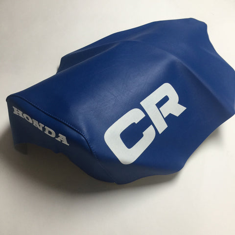 Honda, 1983, CR 480, Seat Cover, Reproduction