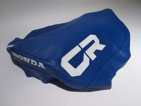 Honda, 1984, CR 250, Seat Cover, Reproduction