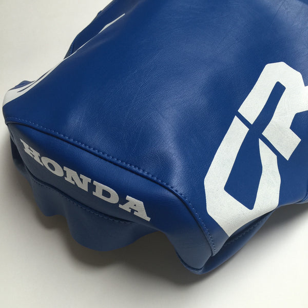 Honda, 1984, CR 500, Seat Cover