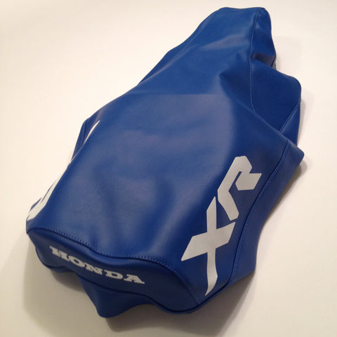 Honda, 1984-85, XR250, XR360, Seat Cover, Reproduction