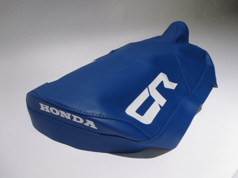Honda, 1985, CR 125, Seat Cover, Reproduction