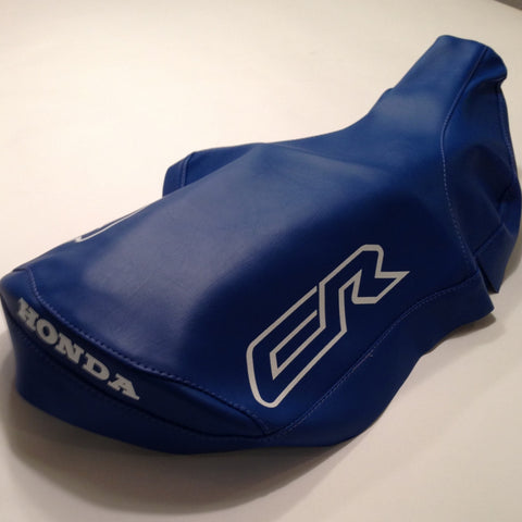 Honda, 1986, CR 125, Seat Cover, Reproduction