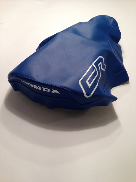 Honda, 1986, CR 250, Seat Cover, Reproduction