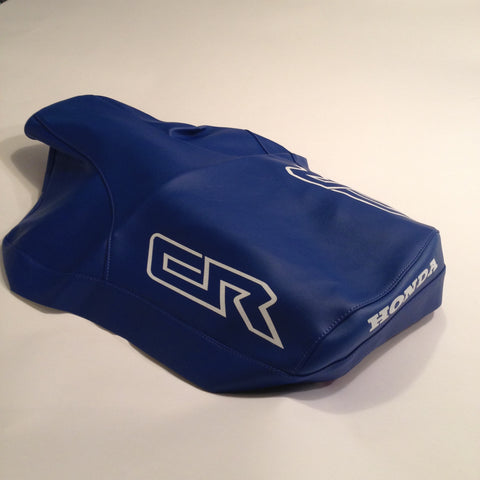 Honda, 1986, CR 500, Seat Cover, Reproduction