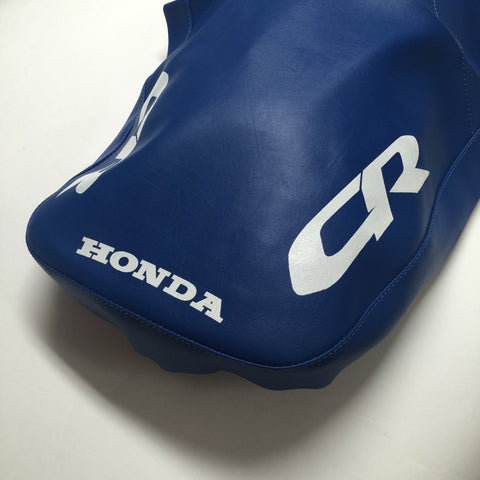 Honda, 1987, CR 125, 250, 500 Seat Cover, Reproduction