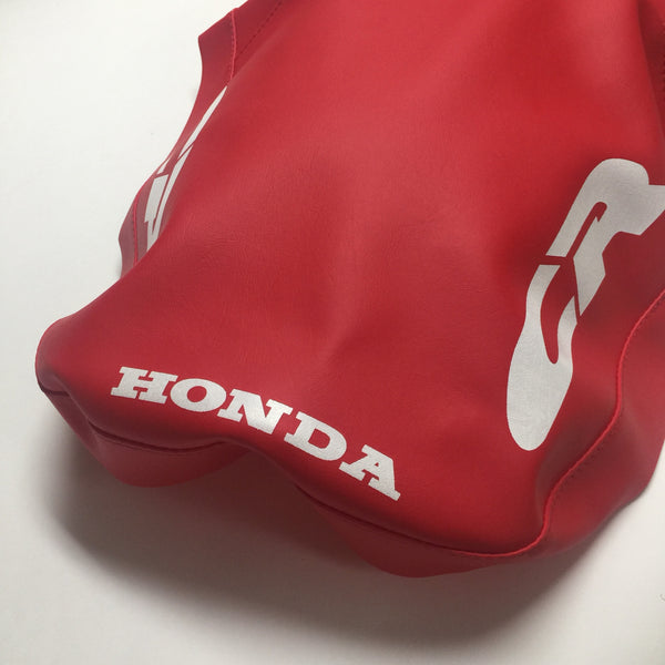 Honda, 1989, CR 125/250/500, Seat Cover