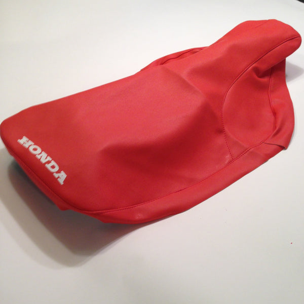 Honda, 1990, CR 125/500, Seat Cover, Reproduction