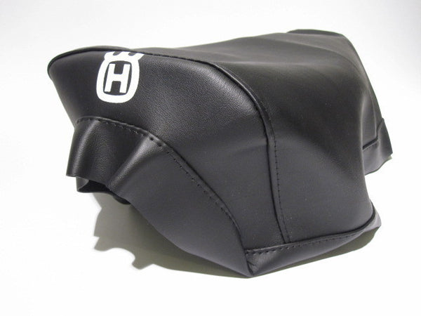 Husqvarna, 1975-79, Silver Seat Base, Seat Cover