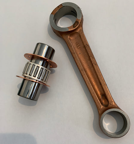 Can Am Connecting Rod, 486cc, NOS Vintage Rotax Air Cooled Engine