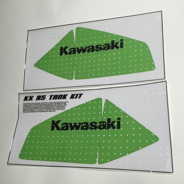 Kawasaki, 1979, KX 250, Tank Decals, Reproduction