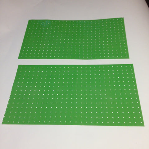 Kawasaki, Late 80's and Early 90's, Perforated Tank Decal Sheets