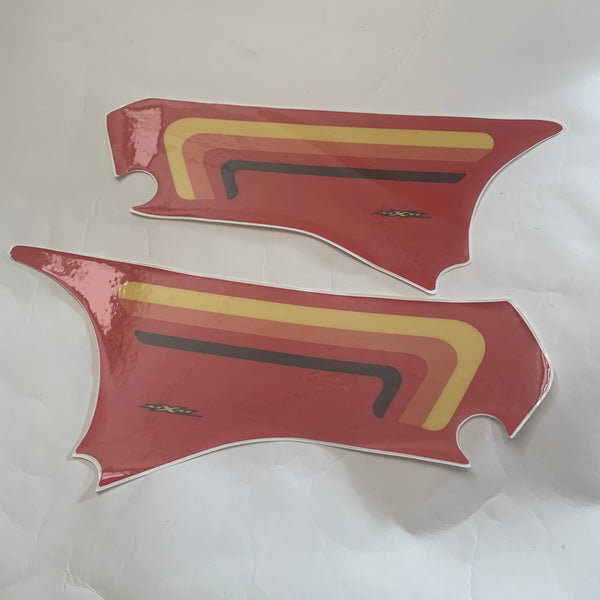 Maico, 1982, Side Panel Decals - NEW!