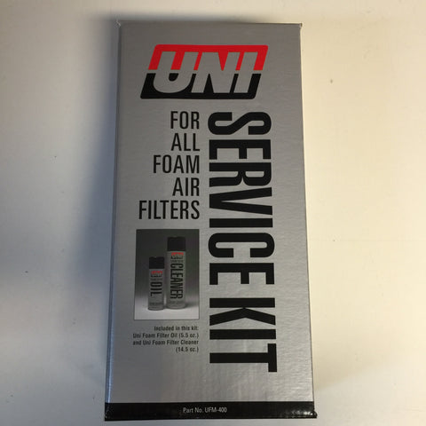 Air Filter Cleaner - Uni Foam Filter Oil and Uni Foam Filter Cleaner
