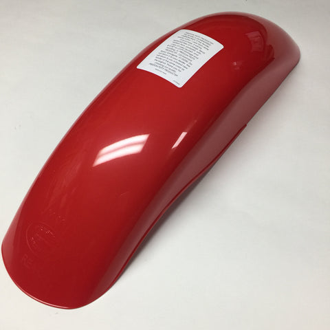 MX Preston Petty, Vintage, Universal Rear Fender, Red