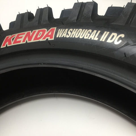 Kenda K775 Tire, Trackmaster Washougall II, 80/100-21, TT Dual Rubber, Front, SALE!