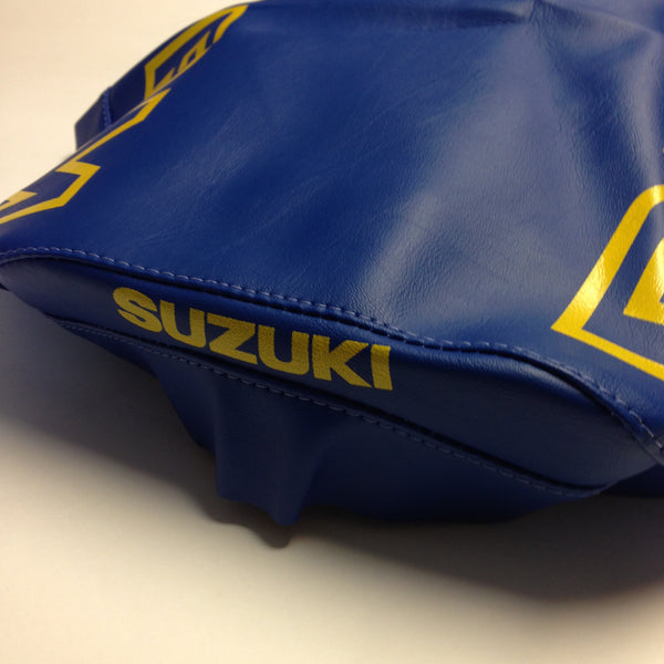 Suzuki, 1983, RM 125/250/500, Seat Cover (also fits 1981-82 RM)